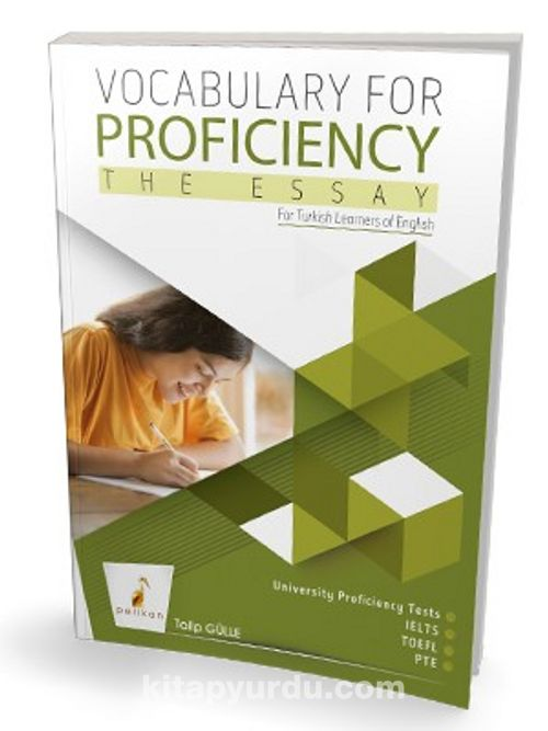 Vocabulary for Proficiency the Essay Pdf İndir